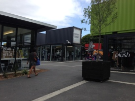 Re:Start Mall in Christchurch