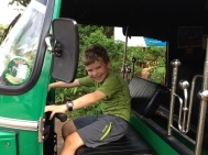 who doesn't love a tuktuk ride?