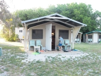 our digs on Lady Elliot Island
