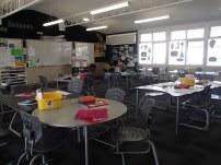 My classroom, room 7