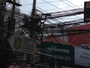 why I do not want to be an electrician in Bangkok