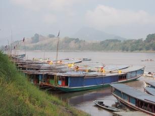 Mekong Riverfront, Luang Prabang