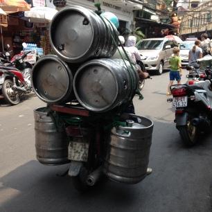 5 kegs? no problem!