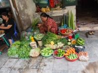 fresh veggie vendor